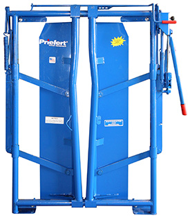 HG10 Head Gate for SC13 Squeeze Chute